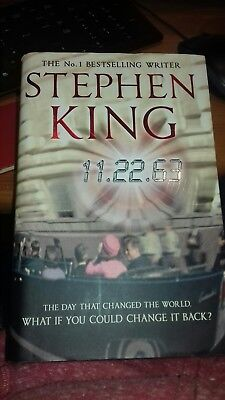 Stephen King 11.22.63The day that changed the world