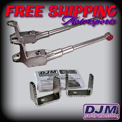 1983 - 1986 Ford F-100 3/5 Complete Lowering kit by DJM