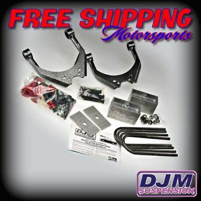 1995 - 2004 Toyota Tacoma Complete 3/3 Lowering kit by DJM