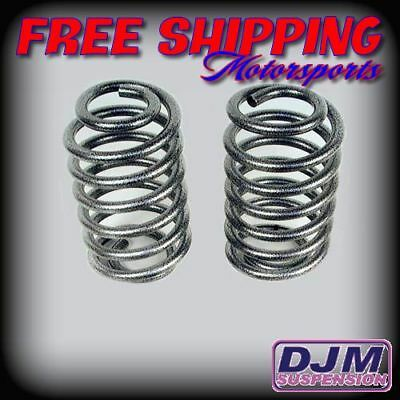 "2001 - 2010 Chevy Trailblazer 4"" Rear Coil Springs by DJM"
