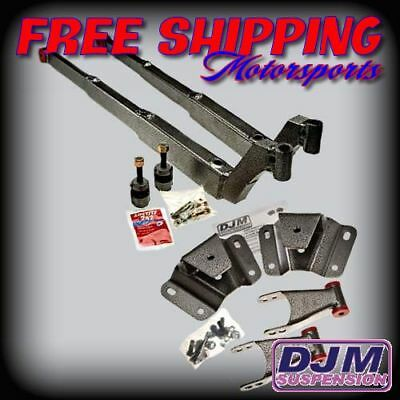 1973 - 1979 Ford F-100 3/4 Complete Lowering kit by DJM