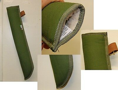 #ARROW QUIVER in Green Poly - Hold up to 10 arrows - Brand New -