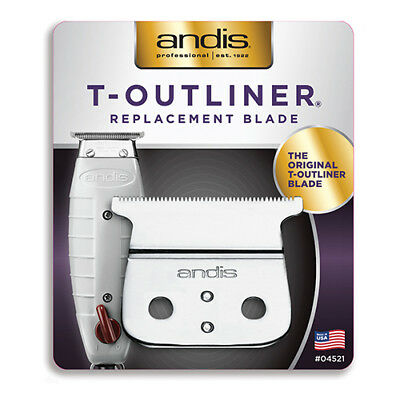 Andis Professional T-Outliner Replacement Blade Barber Stylist Clipper (#04521)