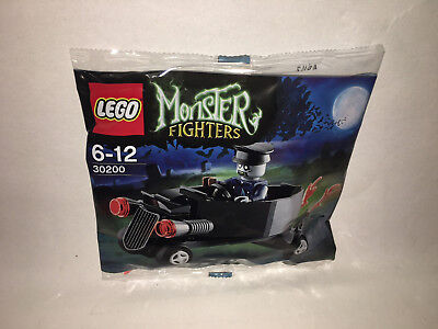 LEGO® 30200 Monster Fighters - Zombie Chauffeur Coffin Car  POLYBAG - NEU / OVP