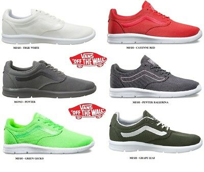 c8dd356e94 Vans ISO 1.5 Lightweight Ultra Cushioned Walking Running Shoes New with Tags