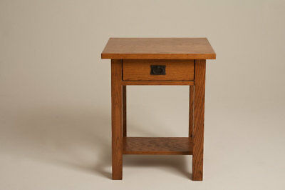 Mission Arts & Crafts Stickley style Nightstand Bed Side End Table