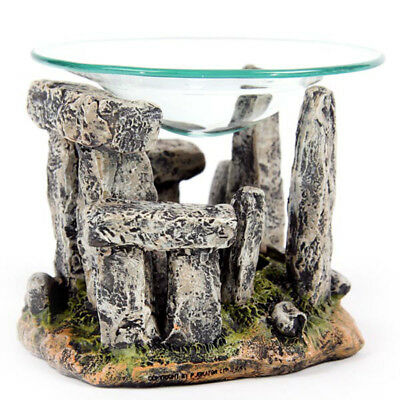 Mini Stonehenge Oil Burner Air Freshener Tea Light Aromatherapy Home Decor Gift