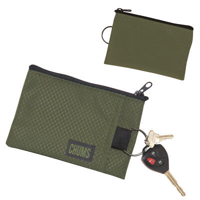 Chums Marsupial Wallet   Tate Olive