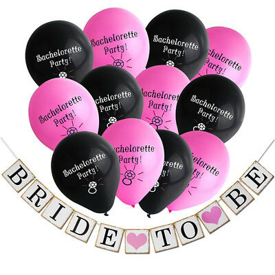 Bride to Be Party Decorations Wedding Party Hone Decor Bachelorette Party Pink