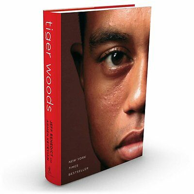 Tiger Woods by Jeff Benedict and Armen Keteyian (2018, Hardcover)