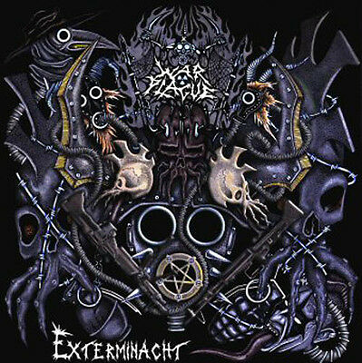 War Plague-Extreminacht CD THIS IS COLD VIOLENT NOISE.