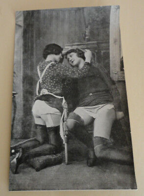 ancienne PHOTO NU EROTIQUE FORMAT 13 cm sur 8 cm n°4