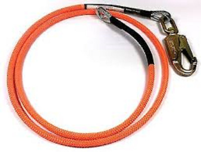 Arborist US Rigging supply Flip Line 1/2 X 10 with built in swivel New Flipline