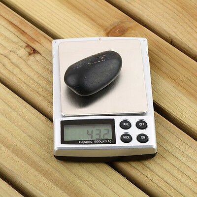 New 1kg 1000g x 0.1g Digital LCD Balance Pocket Scale Jewelry Weight Scale  VG