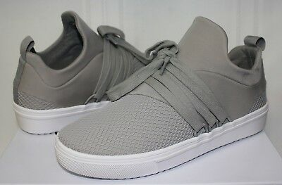 647dc1f4793 STEVE MADDEN LANCER Fashion Sneaker shoes Grey Fabric New -  54.95 ...