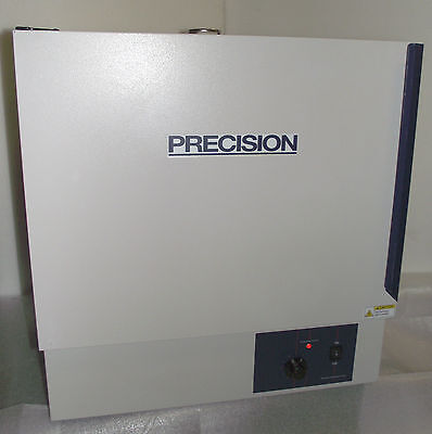 Precision Laboratory Oven Cat. No.51221126 - to 200 C - 2.5 cu.ft. - Warranty