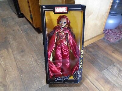 "Madame Alexander--Fan Girl--Marvel's 14"" Iron Man Doll (New)"