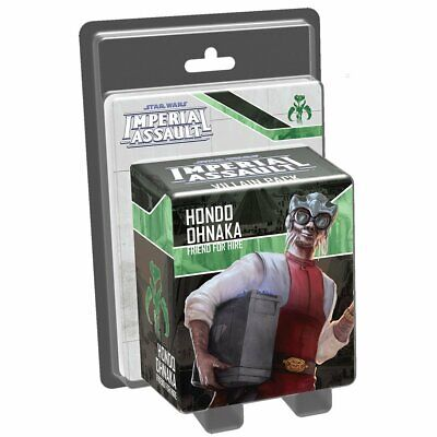 PREORDER Star Wars Imperial Assault Hondo Ohnaka Expansion Pack