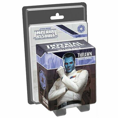 PREORDER Star Wars Imperial Assault Thrawn Grand Admiral Expansion Pack