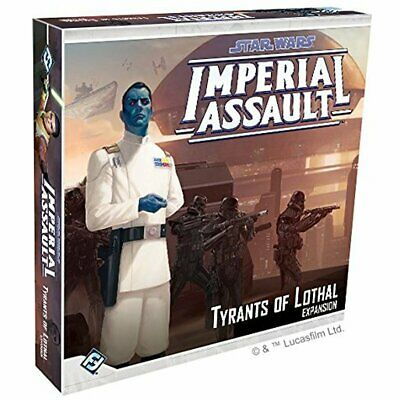 Star Wars Imperial Assault Tyrants of Lothal Expansion Pack