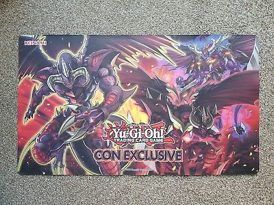 Official Yugioh - Con Exclusive - Playmat