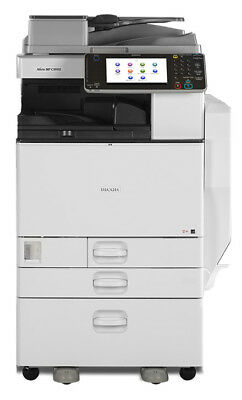 Ricoh Aficio™MP C5502 Color Multifunction Printer