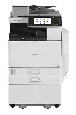 Ricoh Aficio MP C3002 Color Laser Multifunction Printer