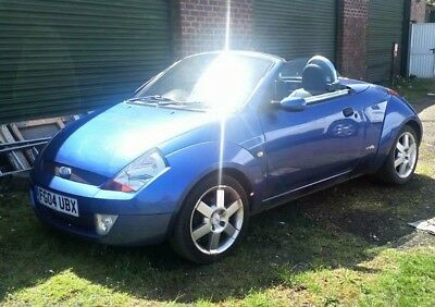 Ford Ka Street Ka Convertible   Low Mileage Trusted Seller