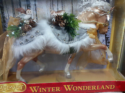 Breyer Winter Wonderland The 2017 Holiday Horse Model New NRFB