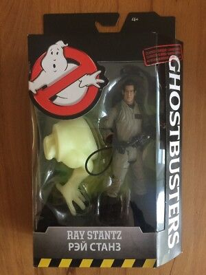 GHOSTBUSTERS - Classic - RAY STANTZ - Mattel - MISB - 2016