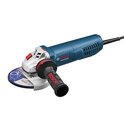 New Bosch Bosch 5-in 13-Amp Paddle Switch Corded Angle Grinder