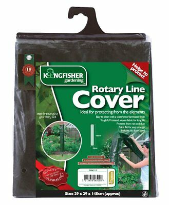 Rotary Washing Line Cover Cloth Airer Drier Protect Parasol Rainproof Heavy Duty