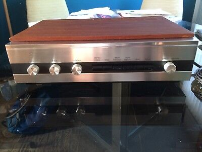 VINTAGE WHARFEDALE LINTON AMPLIFIER, beautiful working condition.