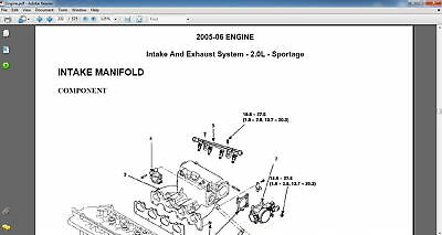 Kia Sportage 2002 - 2007 Factory service repair manual