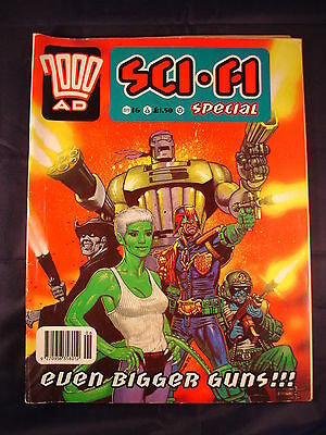 2000AD Sci Fi Special Comic Number 16