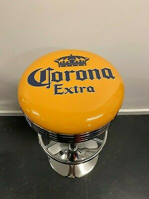 Corona Beer Premium Bar Stool Adjustable Height Carlton Draught