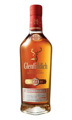 Glenfiddich 21YO Reserva Rum Cask Finish Scotch Whisky 700ml (Boxed)