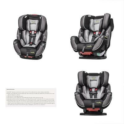 EVENFLO SYMPHONY DLX Convertible All-in-One Car Seat Paramount ...
