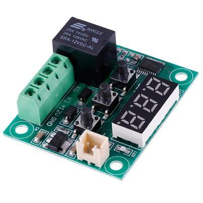 Pop LED Digital Thermo Controller Switch Module Thermostat Waterproof NTC Sensor