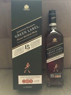 Johnnie Walker Green Label Edition