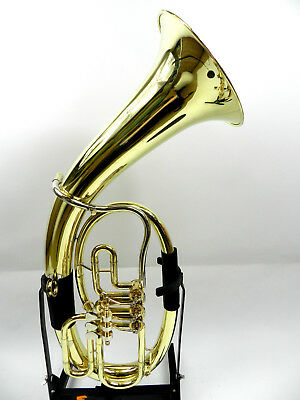 Tenor HORN Saxhorn Amati 3 flaps After Completly Renovated (DR18-166)