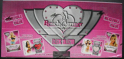 2014 Benchwarmer Eclectic Collection Hobby Box 60 Packs !!! Per Box