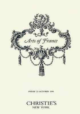 Christie's Arts Of France Important French Furniture +(( $9,438,600 Sale ))