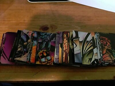 Complete Set Tribe The Intro 90 Card Base Press Pass 1993
