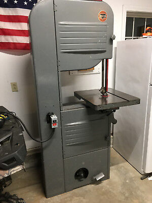 Delta/Rockwell 28-350 20 inch Bandsaw