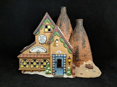Department 56 Dickens Village Royal Staffordshire Porcelains