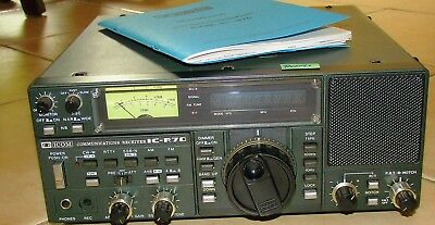 Icom Communications Receiver Ic-R70 - Stationsempfänger (R00091)