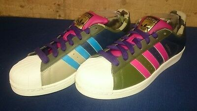 Adidas NEW Superstar S82759 Men's Shoes Size 9.5