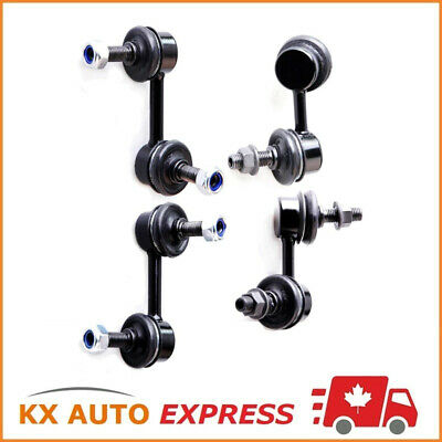 4X Front & Rear Stabilizer Sway Bar Link Kit for 2001-05 Honda Civic & Acura EL