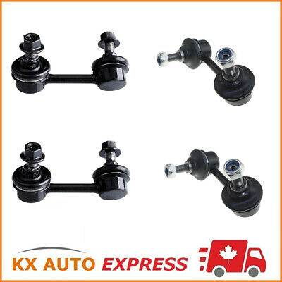 4X Front & Rear Stabilizer Sway Bar Link Kit for 2006-11 Honda Civic & Acura CSX